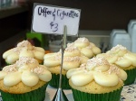 Cupcake Wars winning flavor--Coffee & Cigarettes