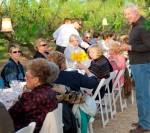 Down-in-the Orchard Dinners at Schnepf Farms