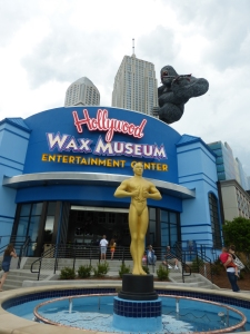 Hollywood Wax Museum at Broadway at the Beach, Myrtle Beach, SC