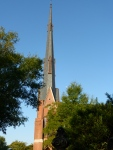 One of Wilmington's beautiful church steeples