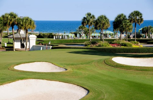 Grande Dunes Golf Course in Myrtle Beach, NC