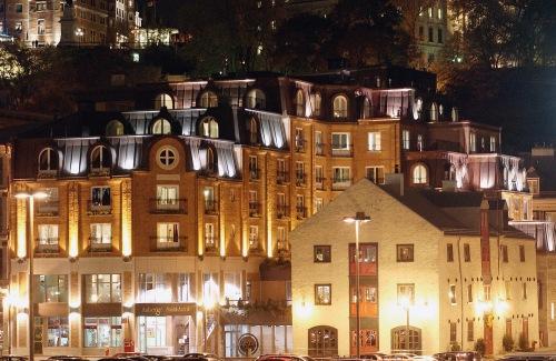 Quebec's Auberge Saint- Antonine Hotel