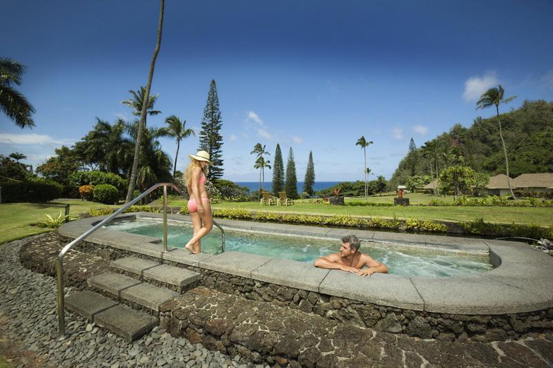 Spa at Travaasa Hana, Maui, HI