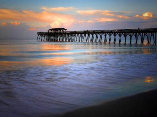 Myrtle Beach Pier at State Park. (Photo courtesy of VisitMyrtleBeach.com)