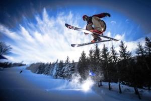 Blue Ridge Mountain ski resort--Beech Mountain Resort