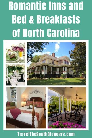 Romantic places to stay in the NC mountains