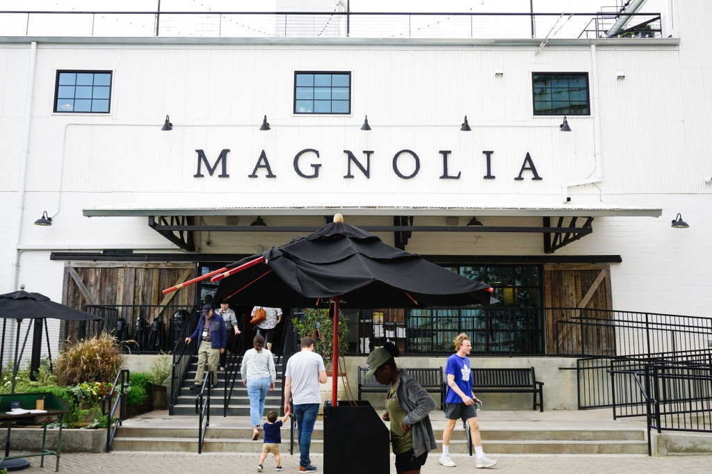 Magnolia Market front of building